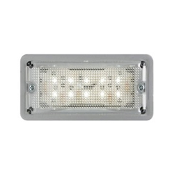 LED Low Profile Dome Light Surface Mount