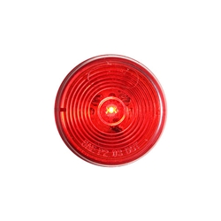 "2"" Red Marker/Clearance Light w/Weathertight Connection"