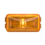 Amber FLEET Count ™  Mini Thinline Sealed LED Marker/Clearance Light
