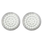 "Opti-Brite™ LED 7"" Dome Light Pair"