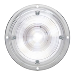 "6"" 2-LED INTERIOR DOME LIGHT"