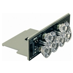Clear Middle Take Down Light Module With 9 LED 3024640