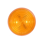 "2.5"" Amber Marker/Clearance Light w/Weathertight Connection"